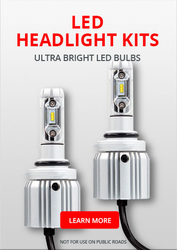 Heise LED Headlight Kits
